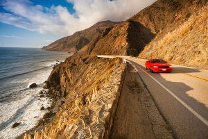 Ein Traum: An der Küste Kaliforniens entlang. Foto: istock.com/Pgiam