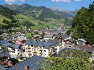 Großarl hat knapp 3800 Einwohner und eine große Holteldichte. - Foto: Dieter Warnick