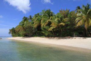 So geht Karibik! An den Traumstränden auf der Karibikseite von Tobago wurden schon diverse Werbespots gedreht.
