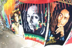 Bob Marley, der unangefochtene Held auf Tobago!