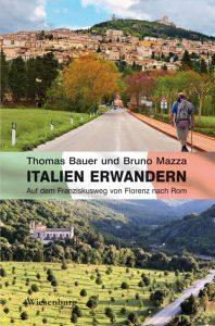 "Thomas Bauers Buch ""Italien erwandern"""