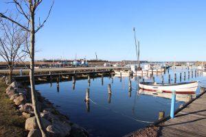 Kleine Häfen wie der in Fynshav bieten eine romantische Kulisse für jeden Dänemark-Besucher.