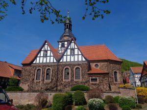 St. Martin ist die katholische Dorfkirche in der Gemeinde Mackenrode und ein wahres Schmuckstück. – Foto: Dieter Warnick