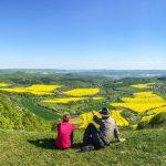 Das Eichsfeld erstreckt sich im nordwestlichen Teil Thüringens, im Südosten Niedersachsens und im nordöstlichen Hessen. Der größte Teil dieser traditionellen Kurturlandschaft ist ländlich geprägt. – Foto: Thüringen Tourismus GmbH