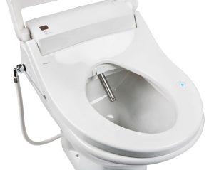 Ein typisches Dusch-WC. Foto: Badorado.de