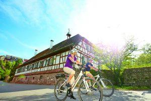 Der Nordschwarzwald ist bestens geeignet für Radliebhaber. – Foto: Tourismus GmbH Nördlicher Schwarzwald