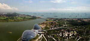 Singapur ist eine sehr grüne Metropole. Foto: pixabay.com | MonicaVolpin (CC0)