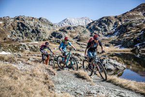 Der Stoneman Taurista führt kreuz und quer durchs Hochgebirge. – Foto: Dennis Stratmann