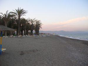 Der Strand ist Torremolinos' Mittelpunkt. Foto: pixabay.com | demi (CC0)