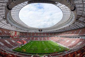 Das Luschniki-Stadion in Moskau. Foto: mos.ru (CC BY 4.0).