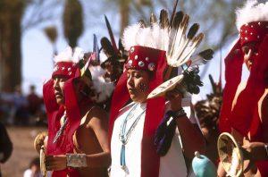 Auf den Tafelbergen im Norden Arizonas leben die Hopi-Indianer seit über 1000 Jahren. – Foto: David H. Smith