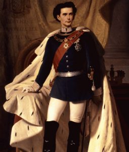 König Ludwig II., hier nach einem Gemälde von Ferdinand von Piloty, war ohne Zweifel ein exzentrischer Monarch. - Foto: Bayerische Schlösserverwaltung – www.schloesser.bayern.de