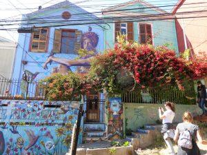 Valparaiso.