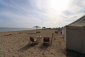 Campen direkt am Roten Meer – so fing für Hossam Helmy alles an!