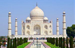 Das Taj Mahal. Foto: wiganparky0 | pixabay.com