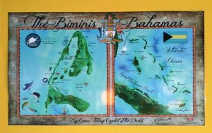 Bimini ist eine Inselgruppe der Bahamas mit den Hauptinseln Nord Bimini und Süd Bimini mit rund 2.000 Einwohnern.
