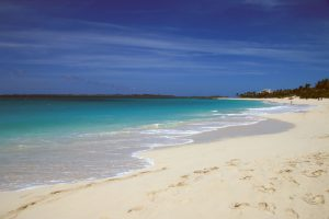 Der Cabbage Beach in Nassau - so geht Strand!