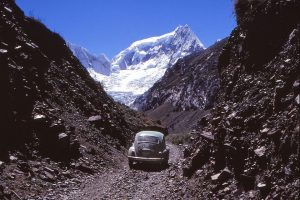 Peru auf der Trans Andino.