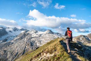 Der Goldseeweg ist die erste Etappe des Ortler Höhenwegs. – Foto: IDM Südtirol / Helmuth Rier