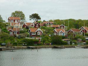 Schären bei Karlskrona.