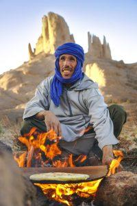 Begegnungen mit den Berbern machen die Marokko-Reise zu einem einmaligen Erlebnis. Foto: ©weltweitwandern.com