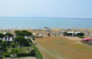 Strand ganz nah. Foto: Hotel Perù