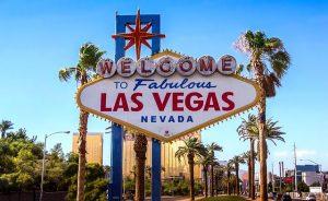 """Welcome to Fabulous Las Vegas"" – dieses Schild grüßt seit 1959. Foto: pixabay.com | skeeze"