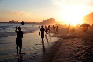 Dafür ist Brasilien bekannt - Traumstrände wie aus dem Bilderbuch. © pixabay/pauloduarte