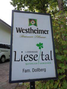 """""""Natürlich genießen"""" – dafür stehen die Gastgeber ohne Wenn und Aber. – Foto: Dieter Warnick"""