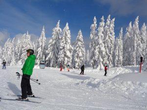 Pillerseetal 4: Besser könnten die Verhältnisse nach den starken Schneefällen der vergangenen Wochen nicht sein – das Skigebiet Saalbach Hinterglemm Leogang Fieberbrunn ist ein Märchen in Weiß. – Fotos: Dieter Warnick