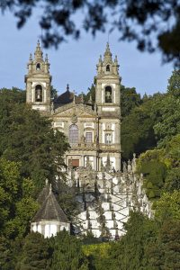 Das Bom Jesus do Monte in Braga. – Foto: Porto Convention & Visitors Bureau