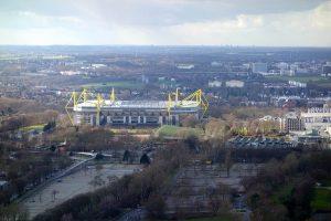 Das Stadion des BVB. Foto: 3D_Maennchen | pixabay,com