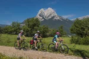 Bergueda bietet Freizeitgebiete, herrliche Aussichtspunkte und Aktivitätszentren ©Oscar Rodbeg