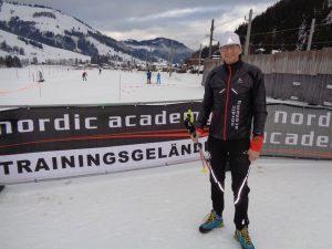 Markus Förmer, Inhaber der nordic academy. - Foto: Dieter Warnick