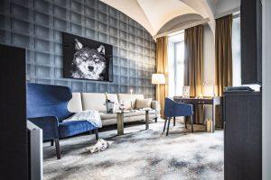 Eine Suite. Foto: Bertram Bölkow
