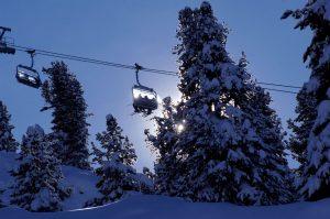Ein herrlicher Tag kann beginnen. - Foto Dolomiti Superski
