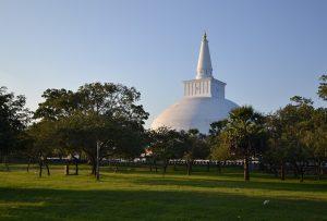 Der Anuradhapura-Tempel. Foto: nataliesirova | pixabay.com