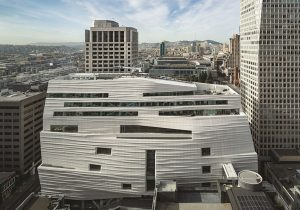 Das San Francisco Museum of Modern Art. – Foto: San Francisco Travel Association