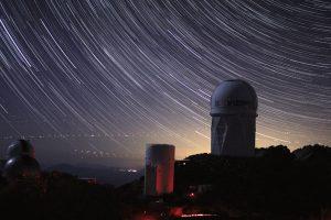 Nirgendwo sonst auf der Welt gibt es so viele zertifizierte Lichtschutzgebiete wie in Arizona. - Foto: Kitt Peek - National Observatory