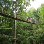 Bei einer Wanderung kann es nicht schaden, schwindelfrei zu sein. – Foto: BLB-Tourismus GmbH