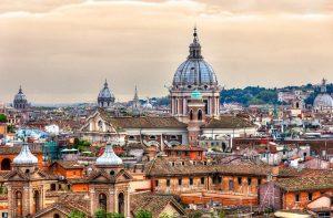 Rom - die Ewige Stadt. Foto: Kookay   pixabay.com