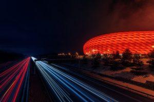 Allianz Arena. Foto von Johannes Plenio von Pexels