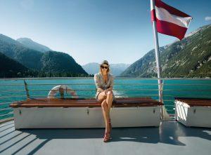 Damals wie heute fasziniert die Kombination aus Berg und See. – Foto: Achensee Tourismus