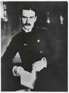 Thomas Mann weilte zwischen 1909 und 1917 immer wieder in Bad Tölz. –Foto: ETH-Bibliothek Zürich / Thomas-Mann-Archiv