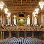 Der Max-Littmann-Saal im Regentenbau wurde als Konzert- und Ballsaal konzipiert und zählt zu den besten Konzertsälen weltweit. - Foto: Staatsbad Bad Kissingen GmbH / Heji Shin