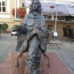 Für Trinkkuren wird auch die Rakoczy-Heilquelle verwendet; sie ist die bekannteste Heilquelle Bad Kissingens und benannt nach dem ungarischen Freiheitskämpfer und Nationalhelden Franz II. Rakoczi (1676 – 1735), obwohl dieser nie in Bad Kissingen zu Besuch war. – Foto: Dieter Warnick