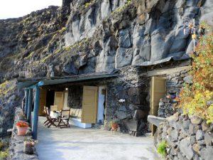Abgeschieden und wildromantisch: Casa Cueva in Pozo de las Calcosas.
