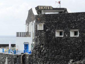 Das (vielleicht) kleinste Hotel der Welt: Punta Grande.