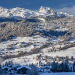 Eine gewaltige Bergkulisse: Cortina ist im Februar Austragungsort der Alpinen Ski-WM. - Foto: www.bandion.it