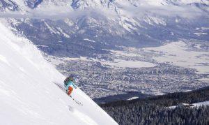 Olympia Ski-World: Ein Pass gilt für alle neun Skigebiete rund um Innsbruck sowie die Axamer Lizum. - Foto: TVB Innsbruck / Christian Vorhofer